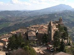 Veduta di Montefalcone Appennino