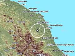 Terremoto del 23 novembre 2014 a Monte Vidon Corrado