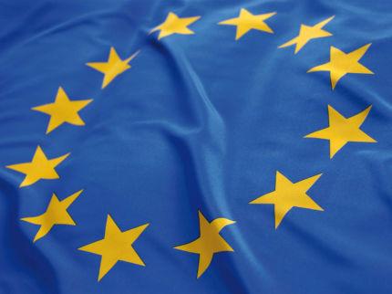 Europa, bandiera europea