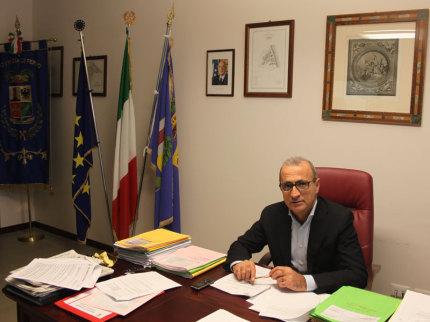 Fabrizio Cesetti - Presidente Provincia di Fermo