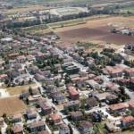 Veduta aerea di Piane di Montegiorgio