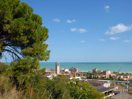 Veduta di Porto Sant'Elpidio