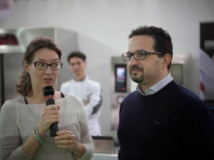 Mara Cernic e Andrea Cerrato a Tipicità