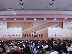Sala delle assemblee a Roseto degli Abruzzi (TE)