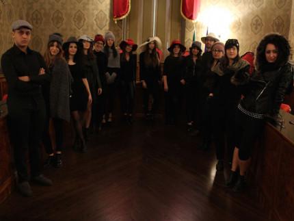 Marche. Land of hats - modelli