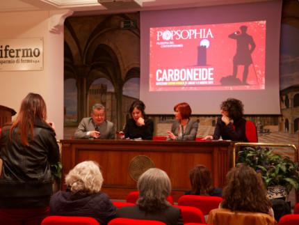 Conferenza stampa presentazione Carboneide