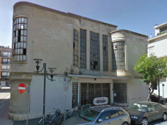 Ex-cinema Excelsior - Porto San Giorgio