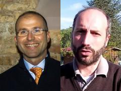Pasquale Antonio Zacheo e Paolo Calcinaro