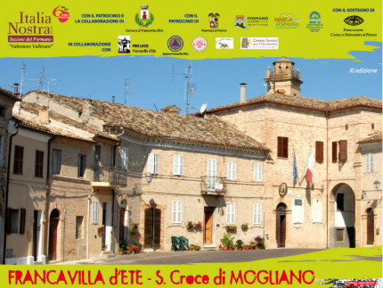 Camminata Francavilla d'Ete - S. Croce di Mogliano