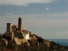 Veduta di Campofilone