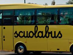 scuolabus, trasporto scolastico, scuola, alunni