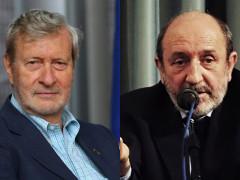 Gianni Vattimo e Umberto Galimberti