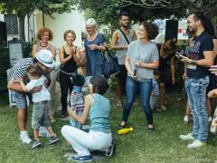Festa chiusura progetto nidi a Sant'Elpidio a Mare