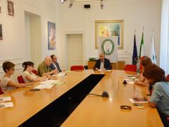 Consiglio regionale delle Marche: il Presidente del Consiglio, Antonio Mastrovincenzo, presenta i tagli per Ufficio di Presidenza e Gruppi consiliari