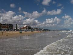 La spiaggia di Lido di Fermo