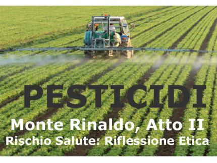 Incontro sui pesticidi a Monte Rinaldo
