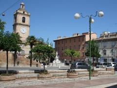 Piazza San Giorgio - Porto San Giorgio