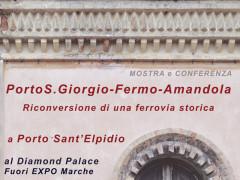 Mostra e conferenza sulla ferrovia Adriatico-Appennino