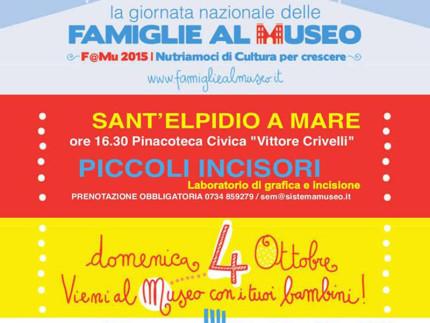 Famiglie al Museo a Sant'Elpidio a Mare