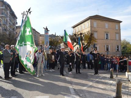 Celebrazioni per il IV novembre a Sant'Elpidio a Mare