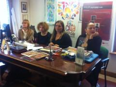 Presentazione iniziative Giornata internazionale conto la violenza sulle donne - Porto Sant'Elpidio