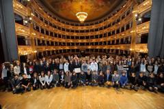 Pagella d'oro 2014 al Teatro dell'Aquila di Fermo