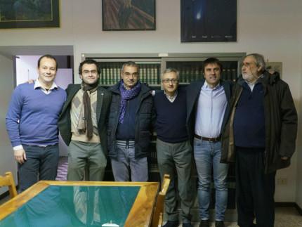 """Direttivo 2015 Associazione Ex Allievi """"ITI Montani""""di Fermo"""