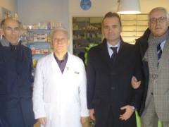 Carifermo Security Cash alla farmacia comunale di Porto San Giorgio