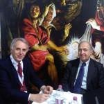 Riccardo Venchiarutti e Angelo Serri