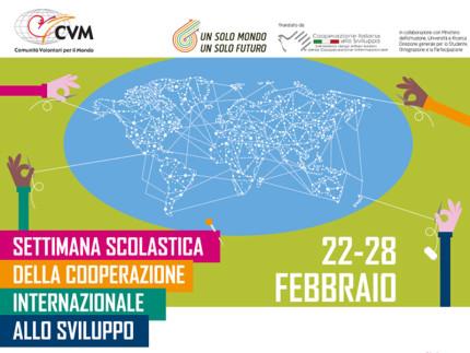 Settimana della cooperazione internazionale 2016