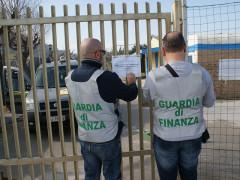 Campeggio e villaggio vacanze sequestrato a Marina Palmense di Fermo