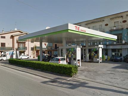 Distributore ERG a Porto Sant'Elpidio