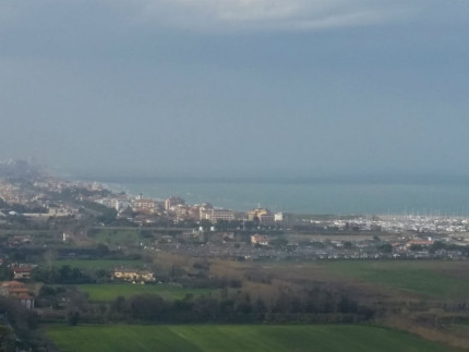 Veduta di Porto San Giorgio