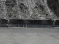 Allagamenti sulla strada del Ferro a Fermo