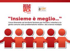 Insieme è meglio - Corsi AISM in provincia di Fermo