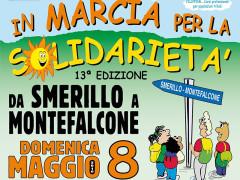 In marcia per la solidarietà da Smerillo a Montefalcone - 8 maggio 2016