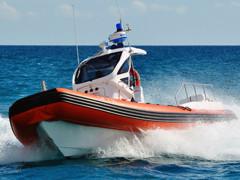 Motovedetta della Guardia Costiera