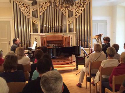 Concerto a Monaco di Baviera per Strappati e Ciucani