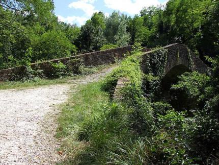 Ponte romano di Amandola