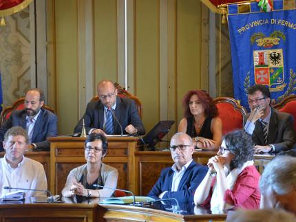 Consiglio Comunale, Provinciale e Regionale congiunto a Fermo