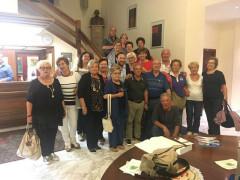 Soggiorno anziani di Sant'Elpidio a Mare alle terme di Chianciano