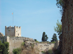 Il castello di Porto San Giorgio