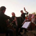AccordAnce Trio in concerto all'alba a Porto Sant'Elpidio