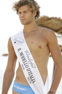 Luca Beltrami - Modello d'Italia 2016