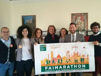 Fai Marathon 2016 a Sant'Elpidio a Mare