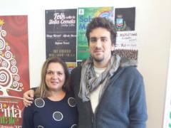 """Presentazione """"Folk sotto la stella cometa"""" - Milena Sebastiani e Diego Mercuri"""