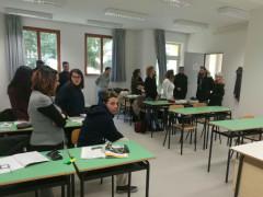 Trasferimento aule Istituto Tarantelli di Sant'Elpidio a Mare