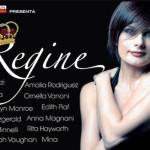 """Silvia Mezzanotte in """"Regine"""""""