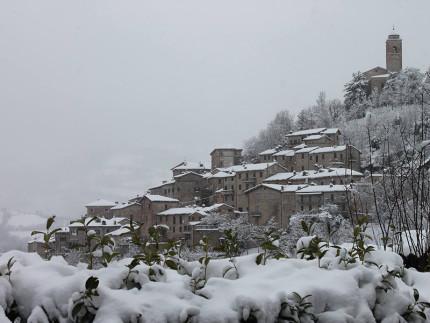 Neve a Montefortino