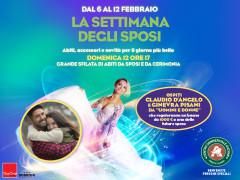 La Settimana degli Sposi al Centro Commerciale Auchan Porto Sant'Elpidio